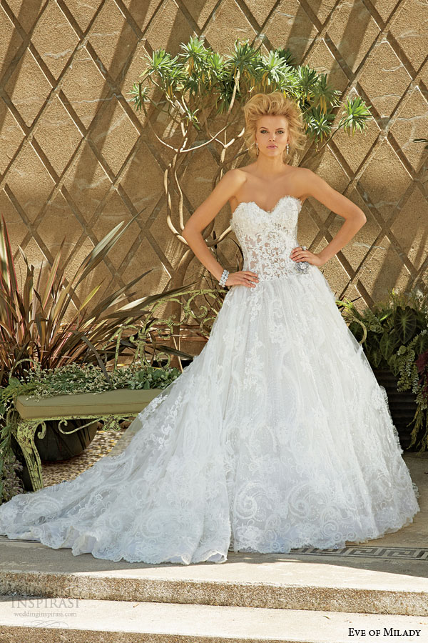 Eve Of Milady Amalia Carrara Wedding Dresses Wedding Inspirasi