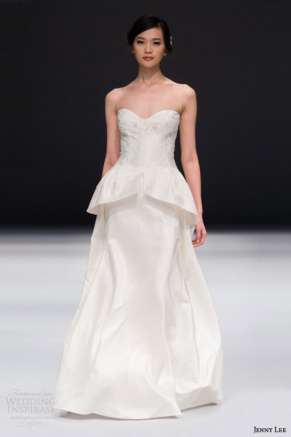 Wedding Gown With Bolero 90 Fresh jenny lee bridal fall