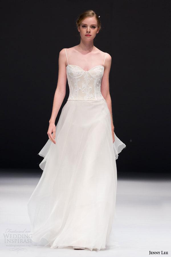 Organza A Line Wedding Dress 25 Best jenny lee bridal fall