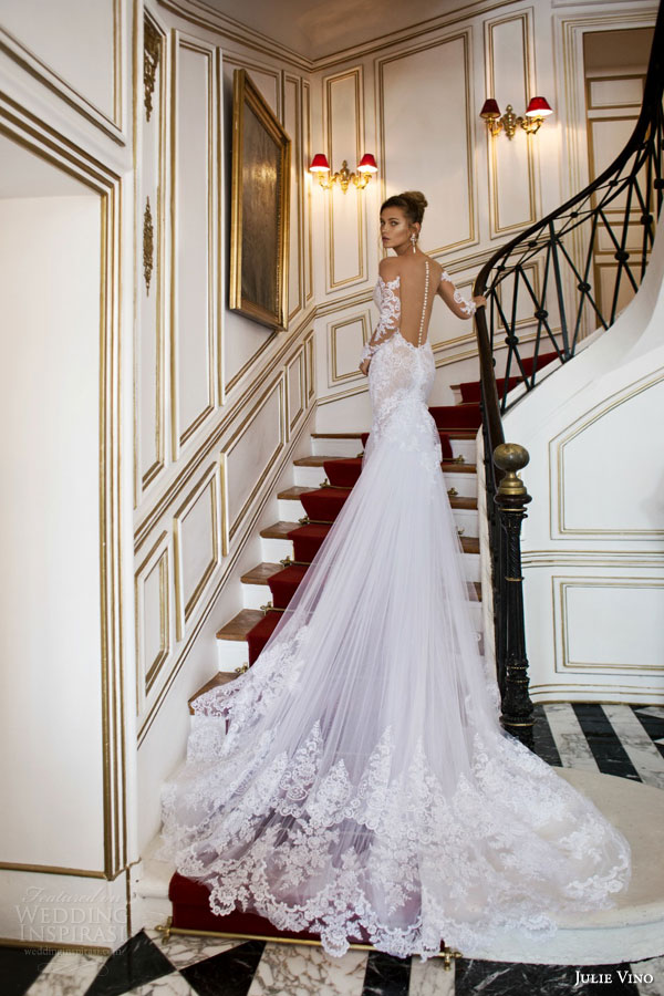 Julie Vino Fall 2015 Wedding Dresses — Provence Bridal Collection ...