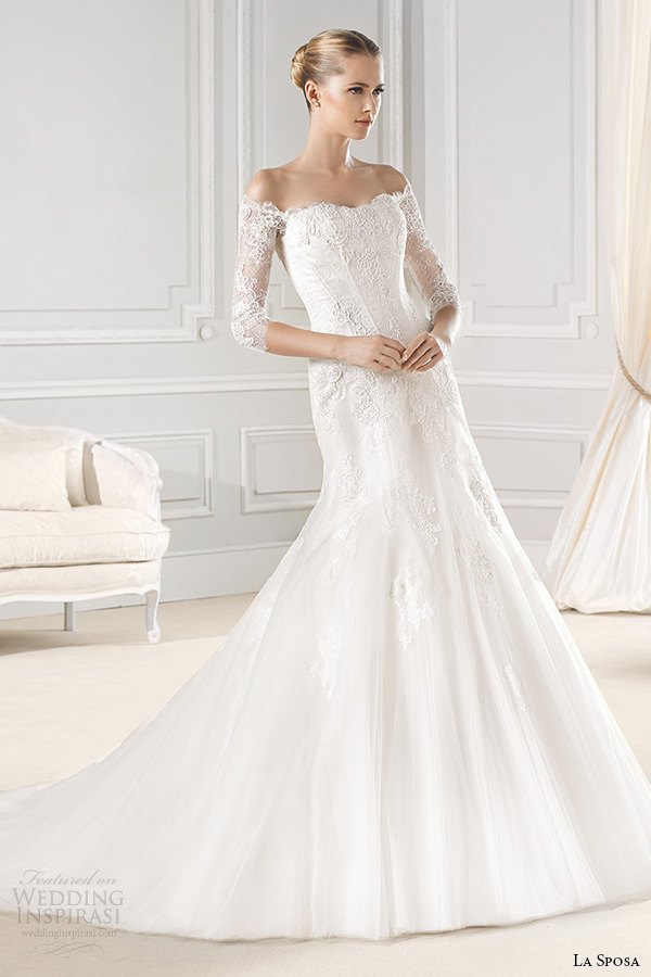 Discount Wedding Dresses By La Sposa 17