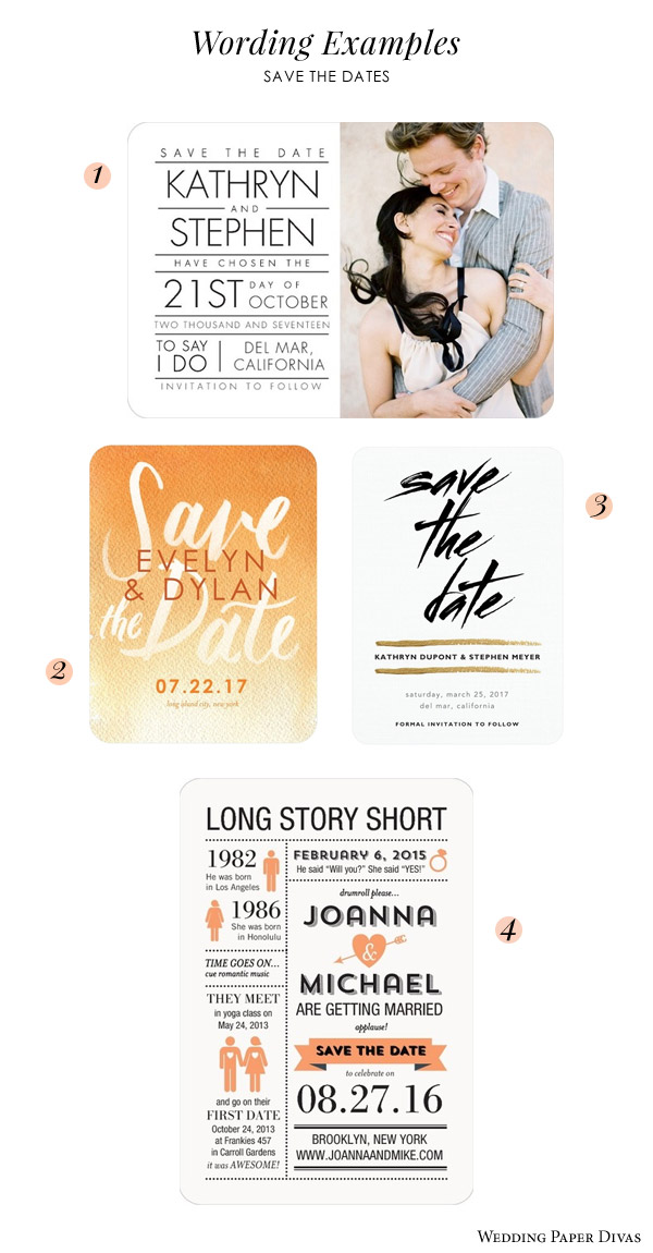 Save the Date The Beautiful Art of Announcing Your Upcoming – Wedding Save the Date Text
