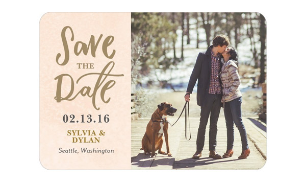Save the Date The Beautiful Art of Announcing Your Upcoming Wedding