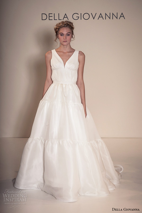 Dakota Wedding Dress 5 Ideal della giovanna wedding dress