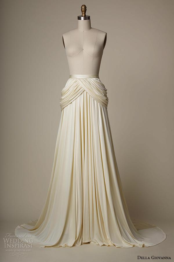 Jersey Knit Wedding Dresses - Wedding Dresses