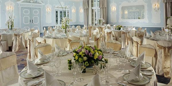 dorchester london luxurious grand opulent city wedding venue reception decor