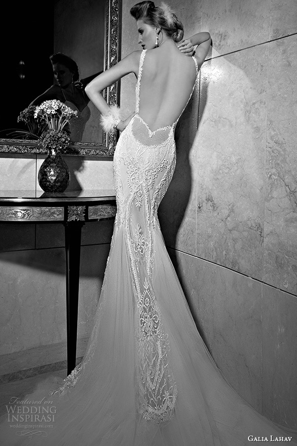 Galia Lahav Fall 2015 Wedding Dresses — Tales of the Jazz ... - photo #28