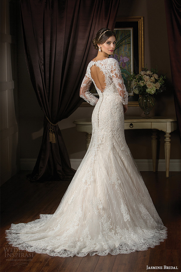 Jasmine Couture Spring 2015 Bridal Collection Highlights — Sponsor ...
