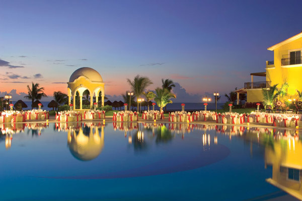 Secrets Resorts Amp Spas Romantic Weddings Unlimited