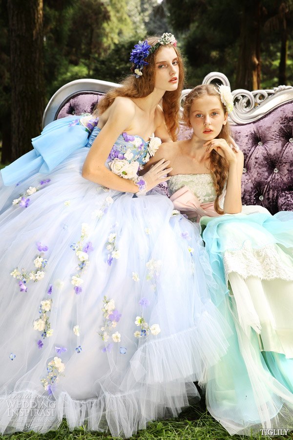 If cinderella had a flaky fairy godmother magical ball for Fairytale ball gown wedding dresses