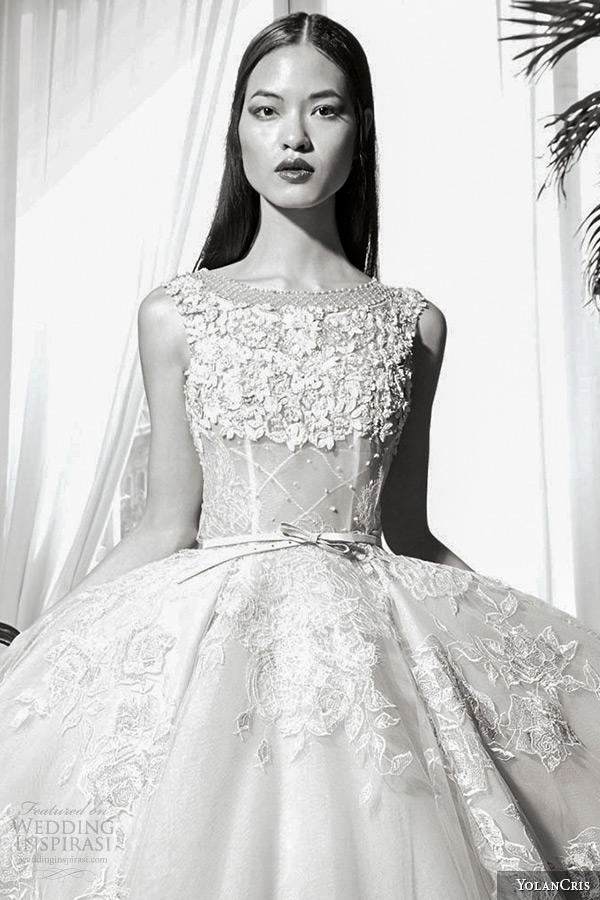 YolanCris Fall/Winter 2016 Wedding Dresses — Couture Capsule Bridal ...