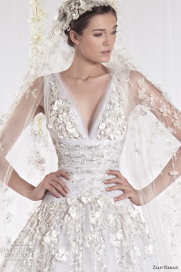 Ziad Nakad 2015 Wedding Dresses — The White Realm Bridal ...