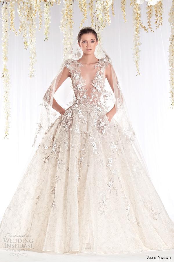 Ziad Nakad 2015 Bridal collection