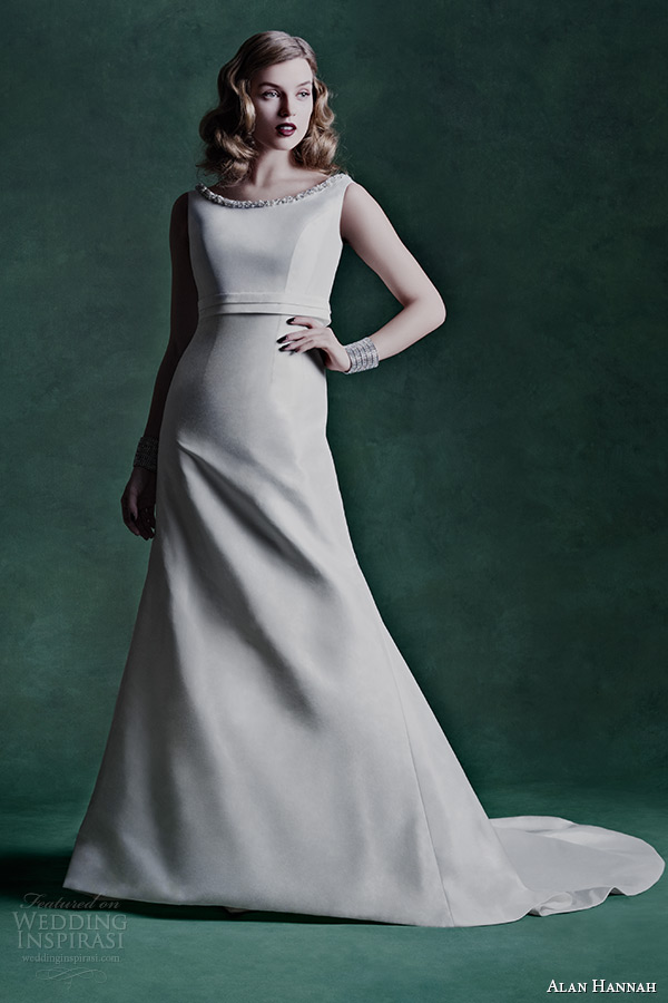 Alan Hannah 2015 Wedding Dresses Floral Symphony
