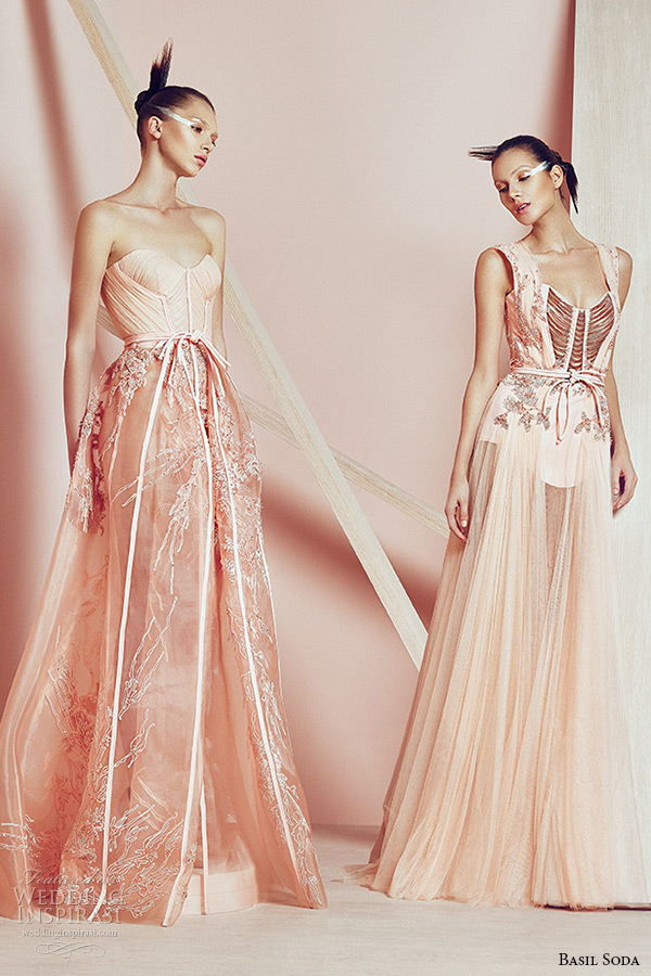 Basil Soda Spring 2015 Couture Collection | Wedding Inspirasi