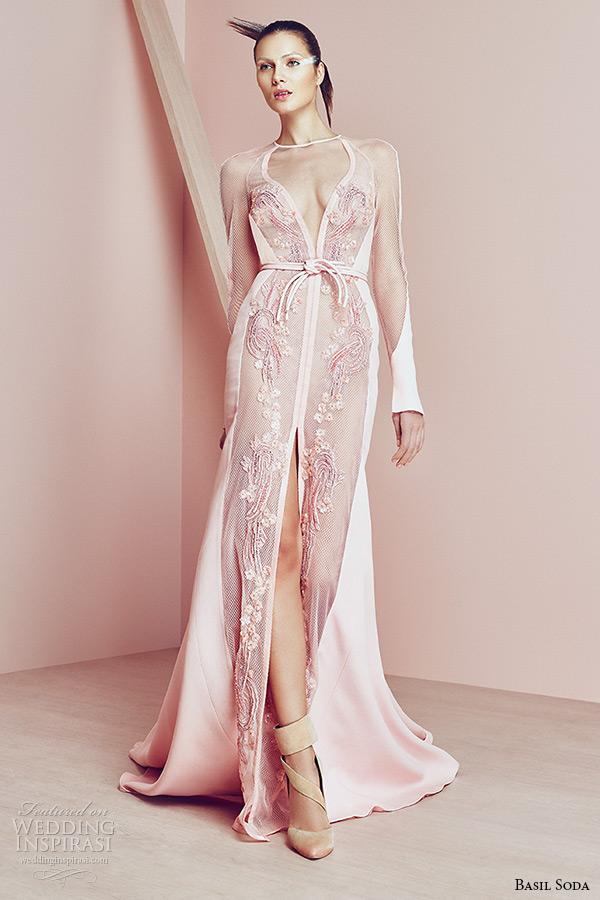 Basil Soda Spring 2015 Couture Collection Wedding Inspirasi