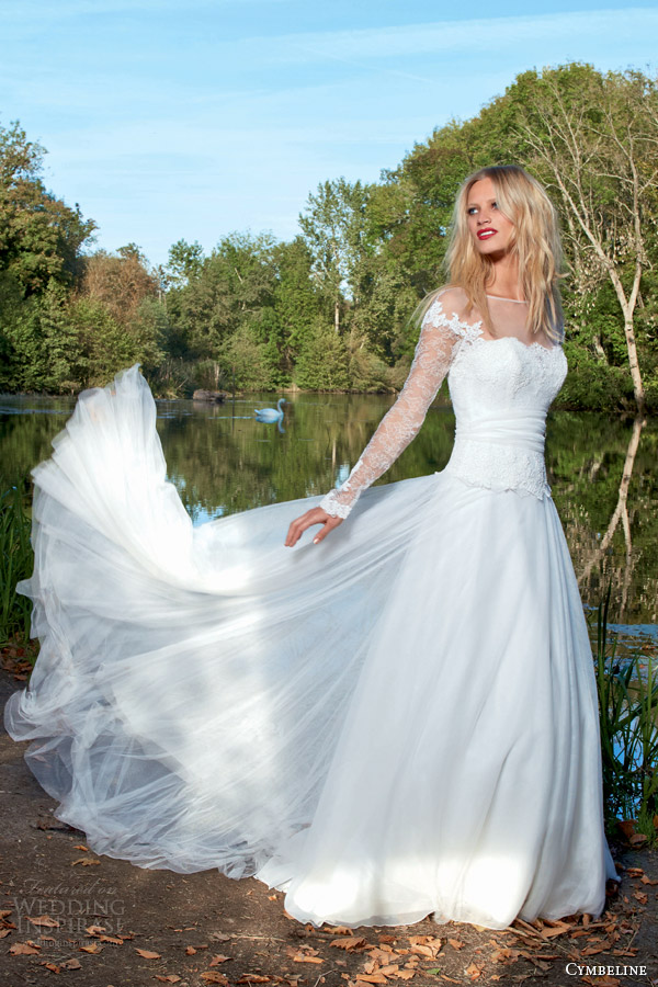 cymbeline wedding dresses 2015 bridal isba strapless