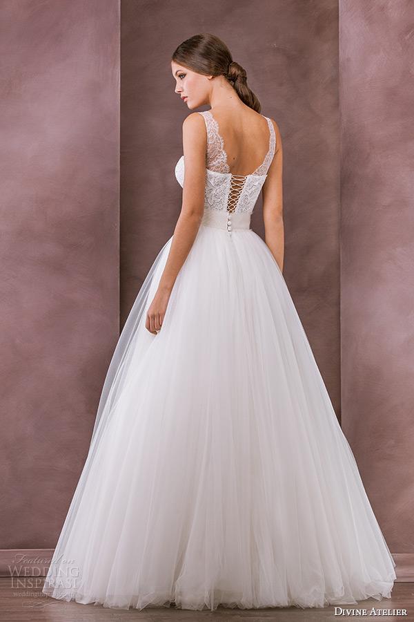 Divine Atelier 2015 Wedding Dresses — Nostalgia Bridal Collection ...