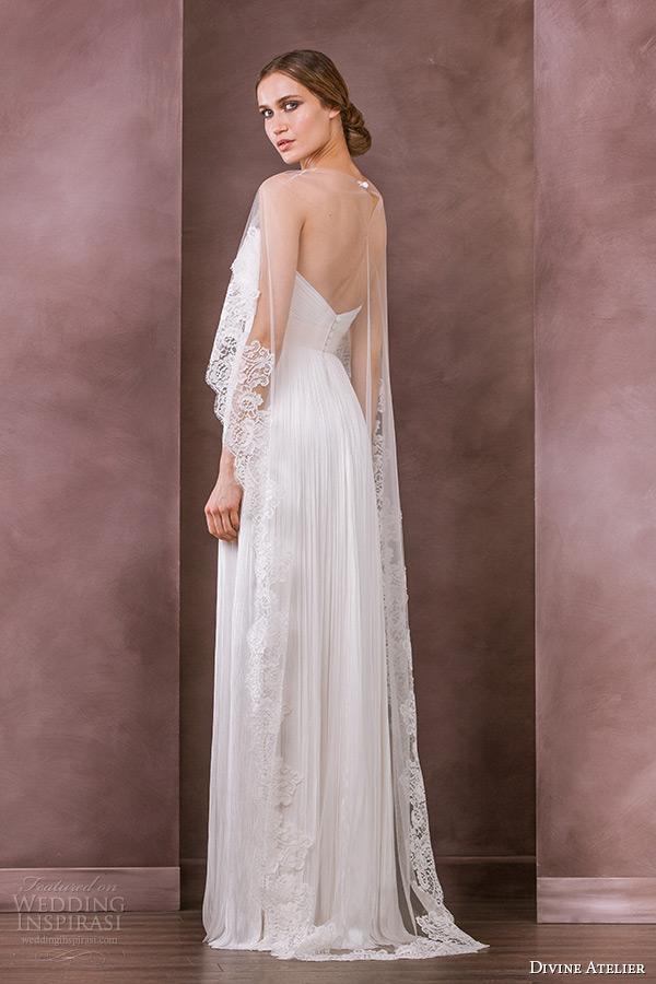 Floor Length Wedding Dresses 14 Marvelous divine atelier wedding dress