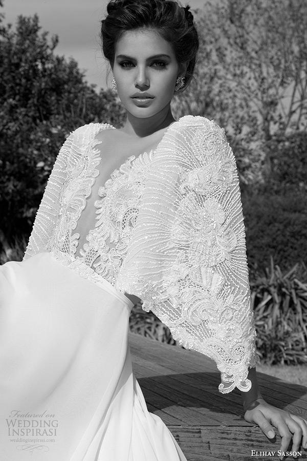 Wedding Gown With Bolero 37 Awesome elihav sasson wedding dress