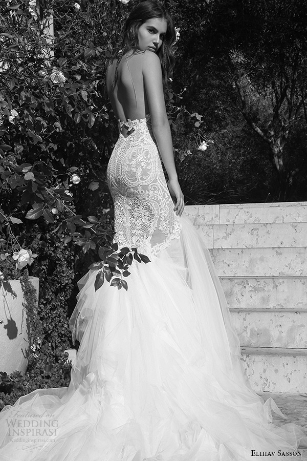 Elihav Sasson 2015 Wedding Dresses Wedding Inspirasi