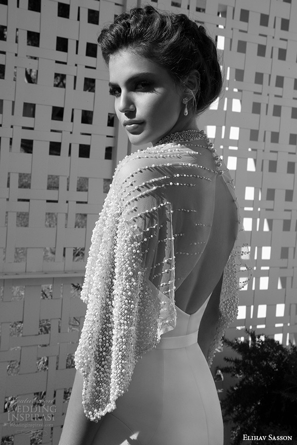 Wedding Gown With Bolero 59 Lovely elihav sasson wedding dress