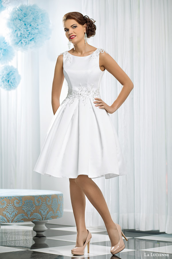Pictures Of Short Wedding Dresses 99 Awesome la lucienne bridal obsydian