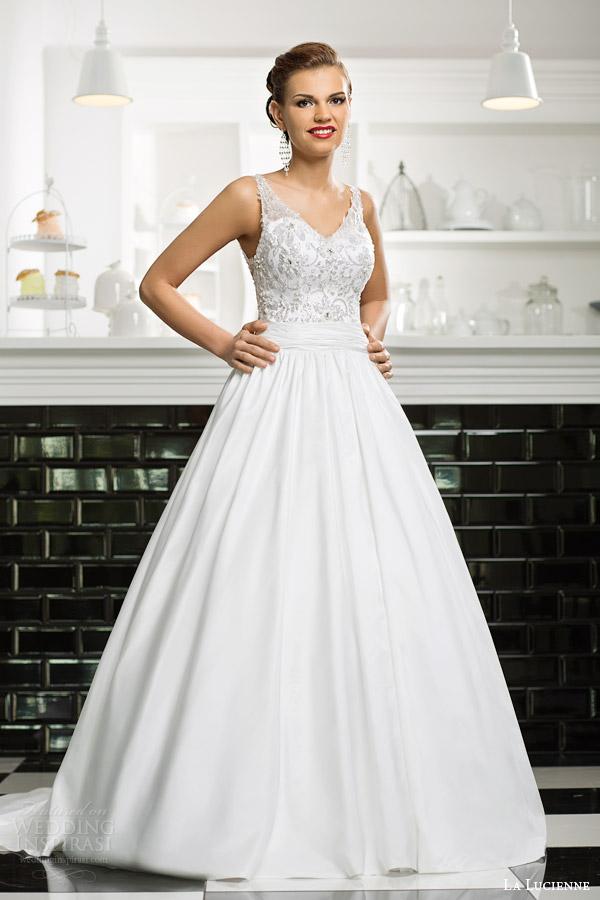 La Lucienne 2015 Wedding Dresses — Luxury Bridal Collection ...