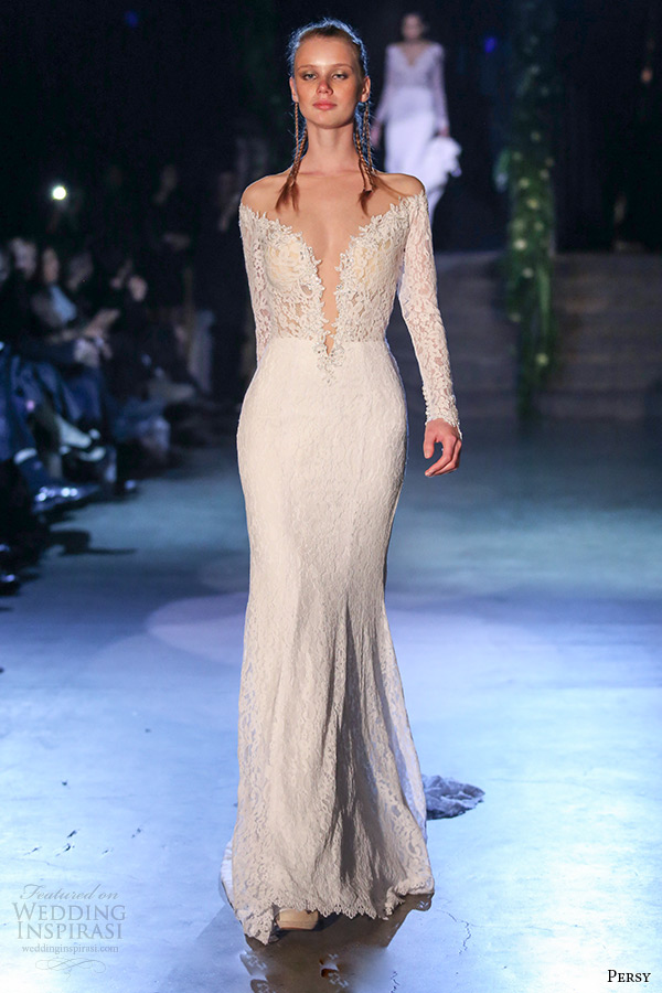 Persy Spring 2015 Couture Collection Wedding Inspirasi