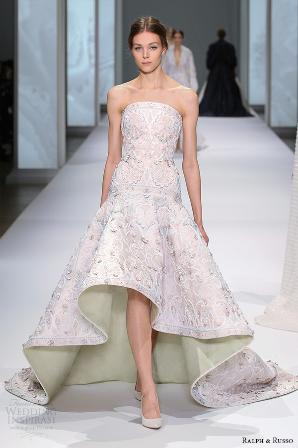 Ralph Amp Russo Spring 2015 Couture Collection Wedding