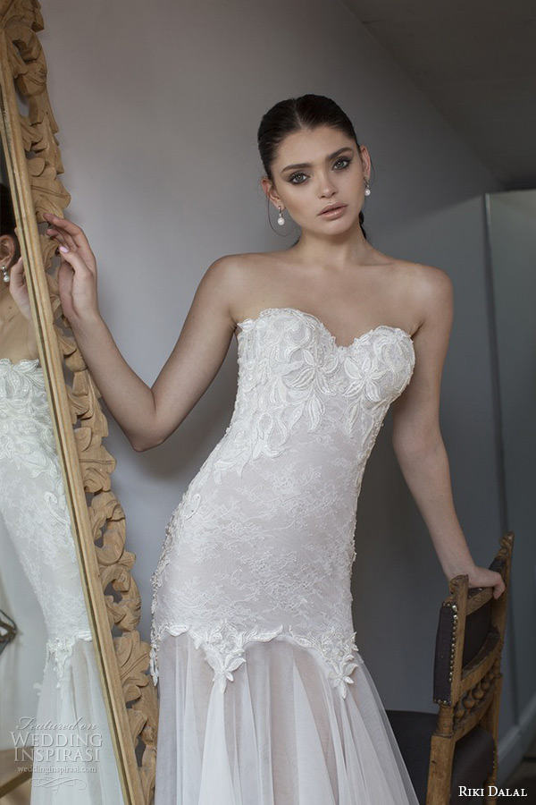 Wedding Dress Sweetheart Neckline Mermaid