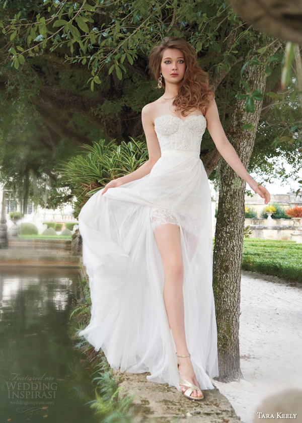 Tara Keely Bridal Spring 2015 Wedding Dresses Wedding Inspirasi