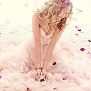 ti adora weding dress spring 2015 english net a line gown draped sweetheart neckline crystal belt natural waist 7511 sanise zoom