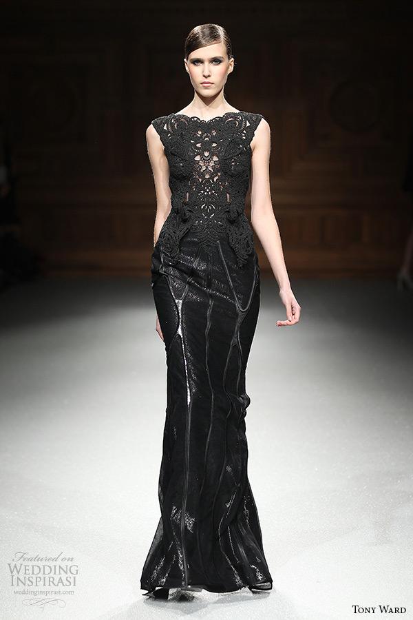 Black Dress Wedding 70 Elegant tony ward couture spring