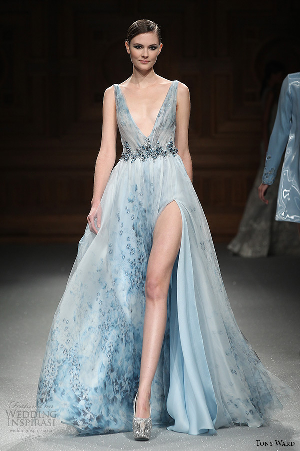 Tony ward spring 2015 couture collection wedding inspirasi for High couture designers