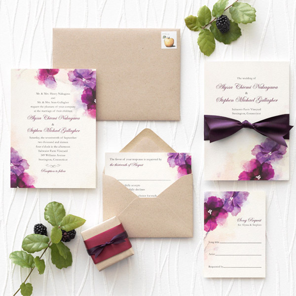 Watercolor Dream A Wedding Theme Infused with Soft Details