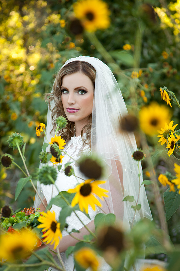 albuquerque new mexico bridal boudoir beauty styled shoot stephanie stewart photography 3 sunflower field