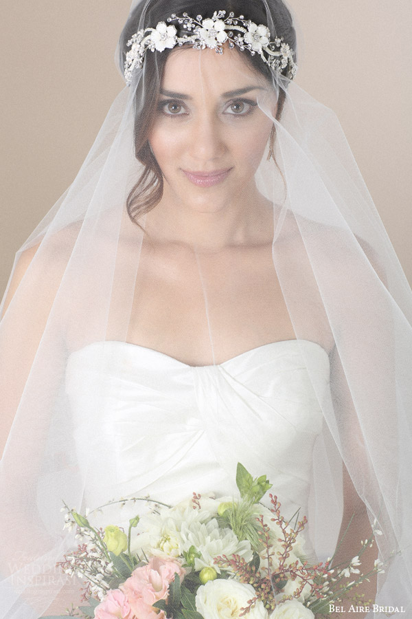 Bridal Hairstyles With Headband And Veil Hairstyles