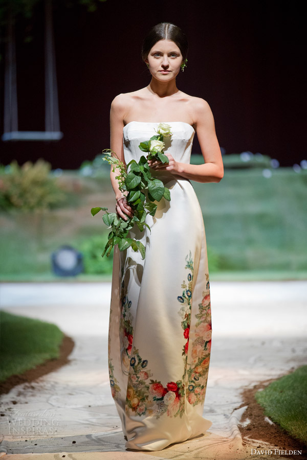 David Fielden 2015 Wedding Dresses | Wedding Inspirasi