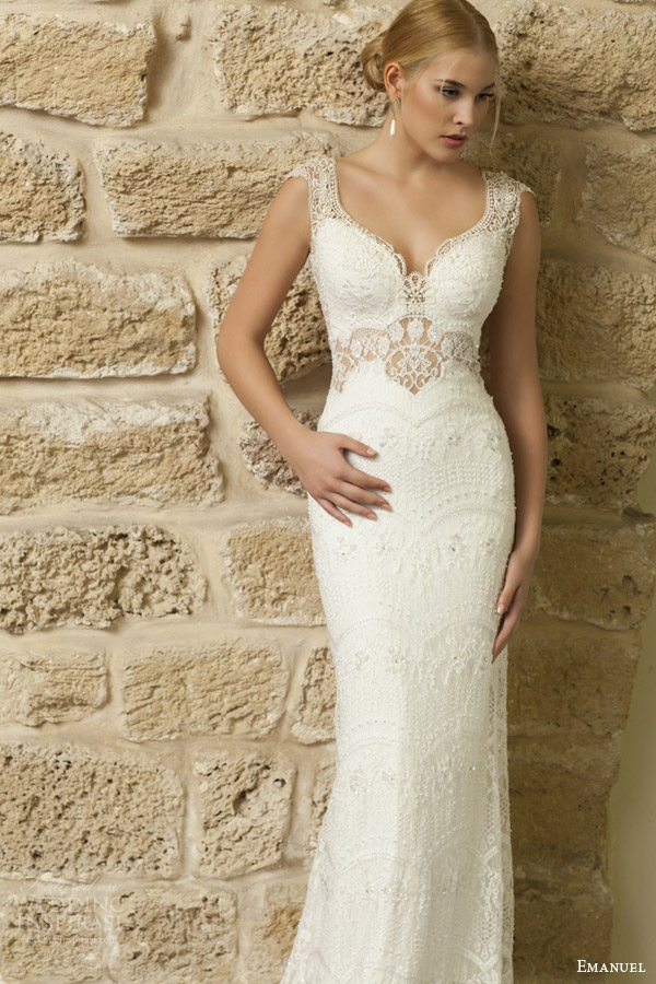 Emanuel 2015 wedding dresses wedding inspirasi for Haute couture wedding dresses