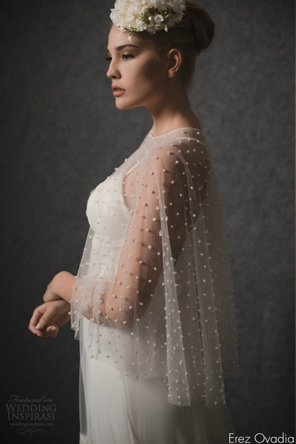 Erez Ovadia 2015 Wedding Dresses — Blossom Bridal Collection ...