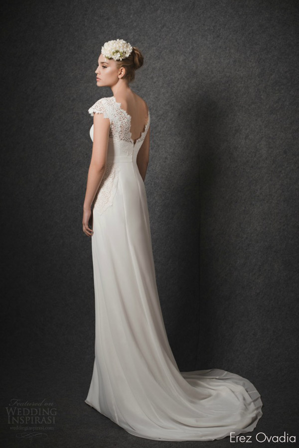 Erez Ovadia 2015 Wedding Dresses Blossom Bridal
