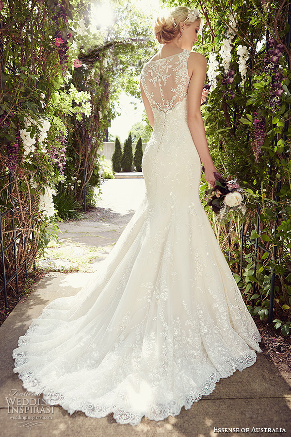 Essense of australia 2015 wedding dresses wedding inspirasi for Essence australia wedding dresses