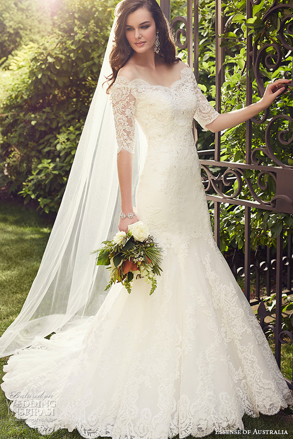 Essense of Australia 2015 Wedding Dresses | Wedding Inspirasi