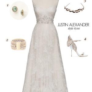 Cosplay Wedding Dress 68 Simple justin alexander bridal style