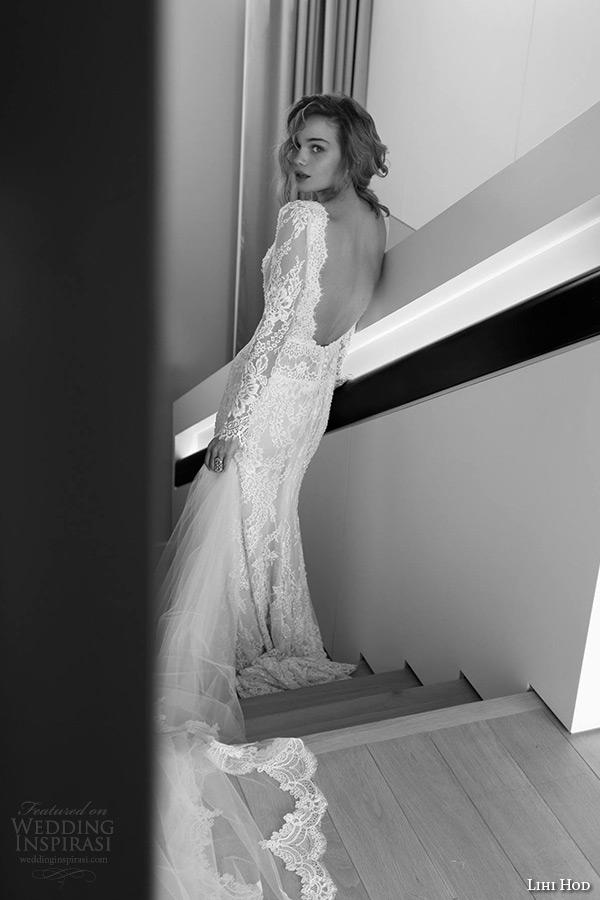 Lihi Hod 2015 Wedding Dresses Film Noir In White Bridal