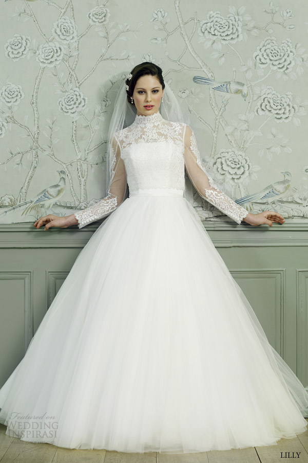 Lilly 2015 Wedding Dresses | Wedding Inspirasi