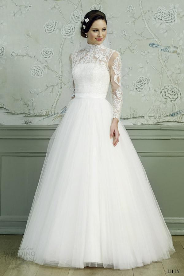 LILLY 2015 wedding dress