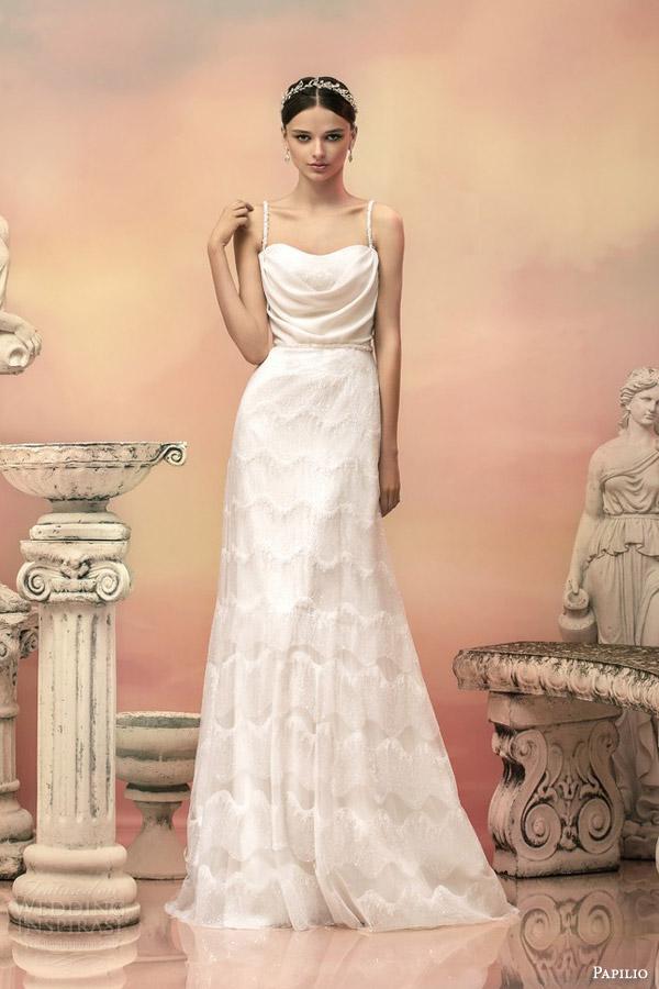 Athena Wedding Dress 74 Popular papilio bridal apollonia sleeveless