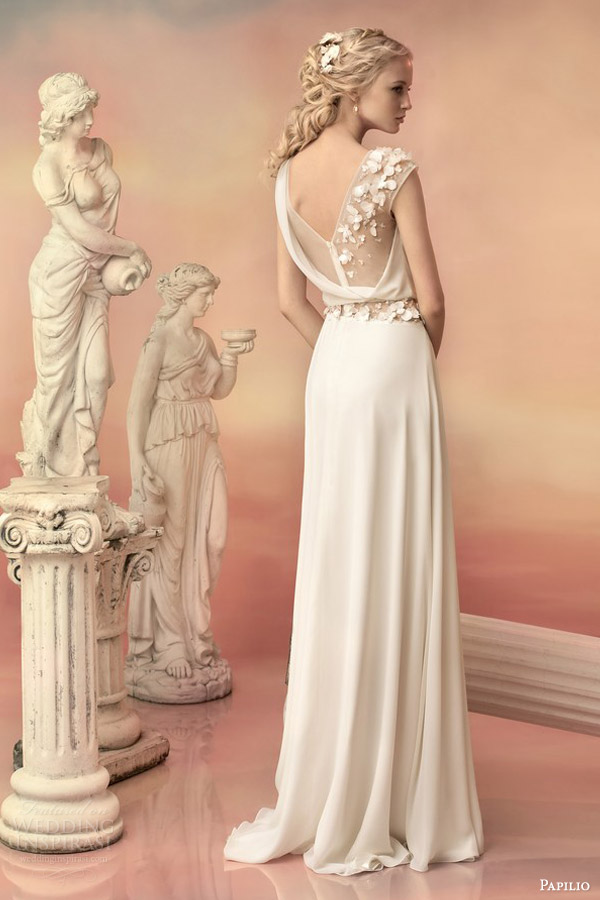 papilio 2015 wedding dresses � hellas bridal collection